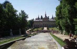 San Ildefonso-Palacio