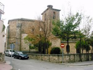 Palazuelos - Iglesia