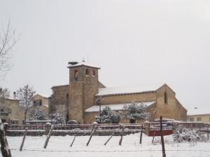 Palazuelos - Invierno