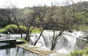 Palazuelos - Presa