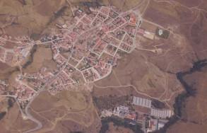 Palazuelos - Vista aérea
