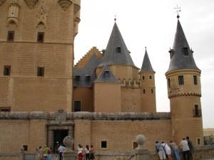 Segovia - Alcazar