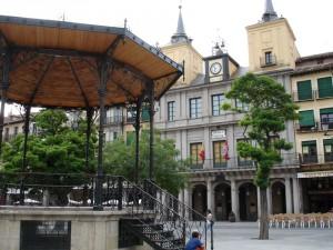 Segovia - Plaza Mayor