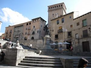 Segovia-Pza.Medina Campo