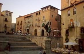 Segovia-Pza Medina Campo